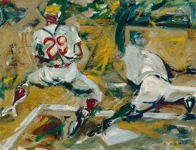 Play Ball! Art and Sports - ONLINE