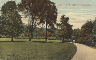 HISTORIC WALKING TOUR OF ANDERSON PARK